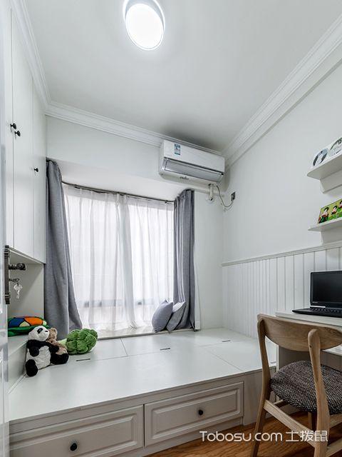 100平米老房装修案例榻榻米房