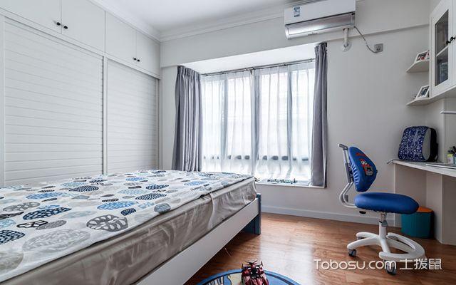 100平米老房装修案例儿童房