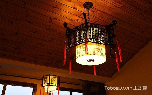 中式装修选什么式样吊灯造型