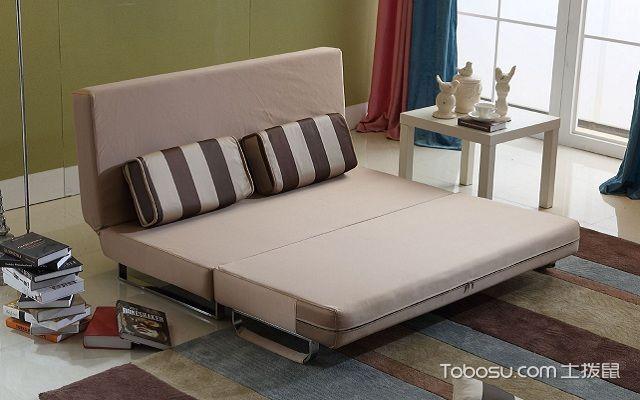 折叠沙发床图片怎么搭配空间