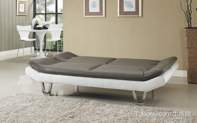 折叠沙发床图片怎么搭配舒适