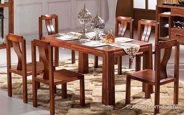 实木家用餐桌好不好——环保健康
