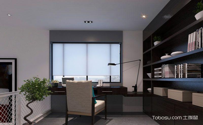 复式新中式装修设计,典雅韵味充斥着生活空间