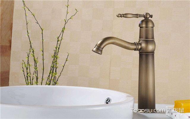 卫生间水龙头漏水