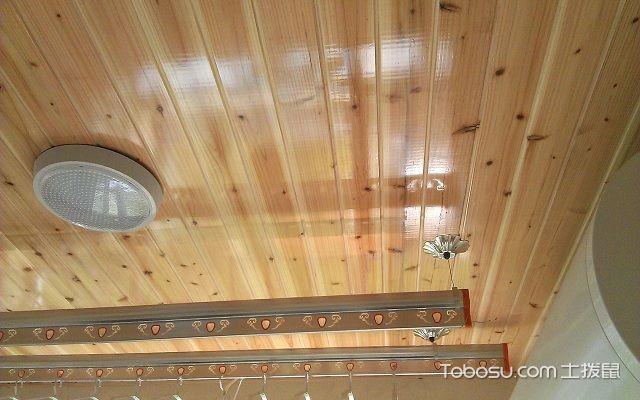 桑拿板吊顶怎么安装清理