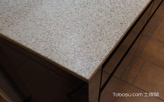 石英石台面如何保养之保持台面干燥