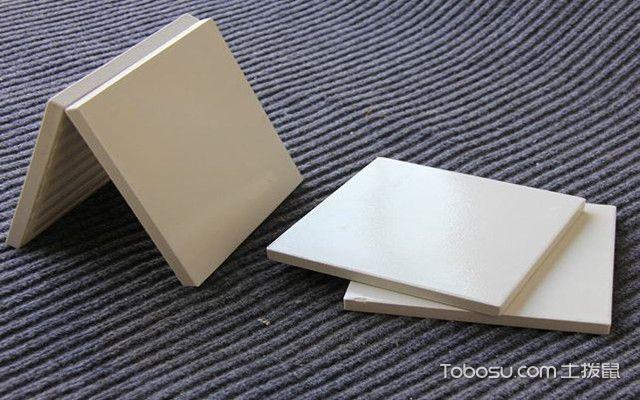 耐酸瓷砖优点之吸水率低