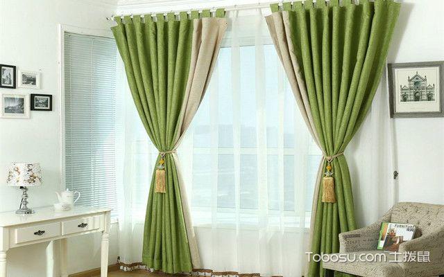罗马杆窗帘安装小技巧