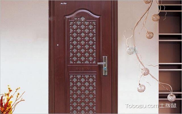 防盗门安装步骤,轻松安装