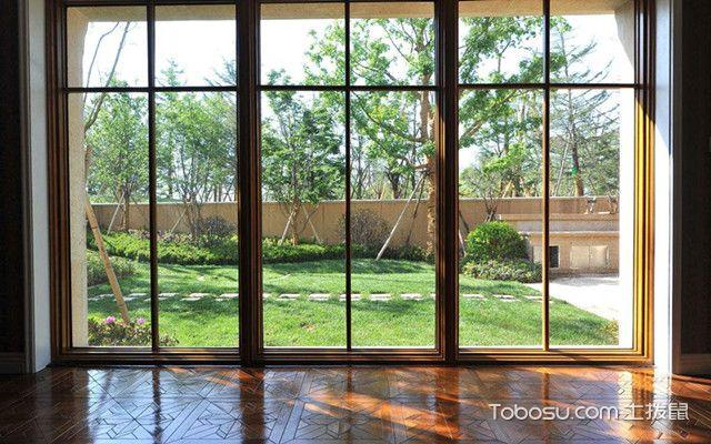 落地窗与飘窗的区别之落地窗