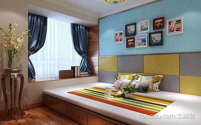 榻榻米卧室设计注意事项三:榻榻米底架设计