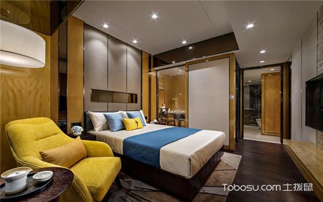 大卧室适合哪种装修风格