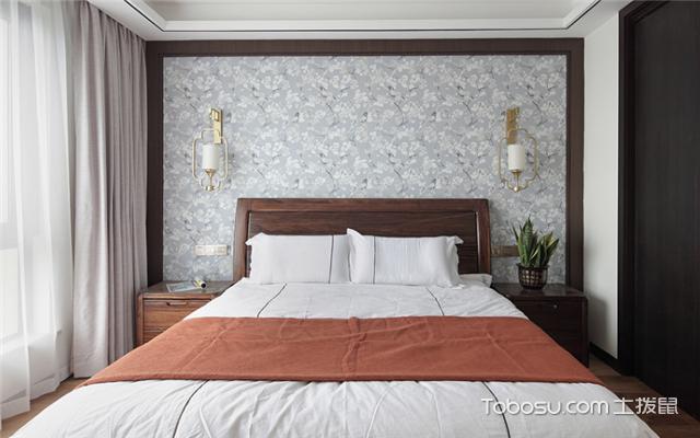 卧室床摆放风水