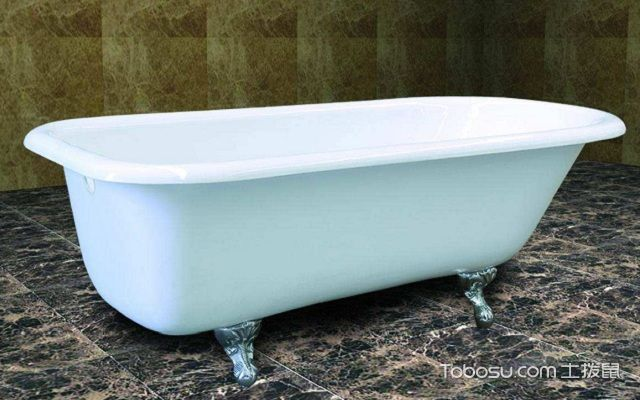 二、铸铁浴缸好不好种类