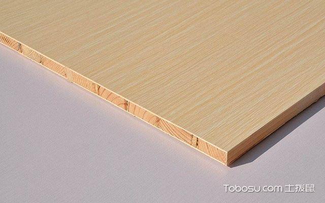 什么是免漆木工板防水