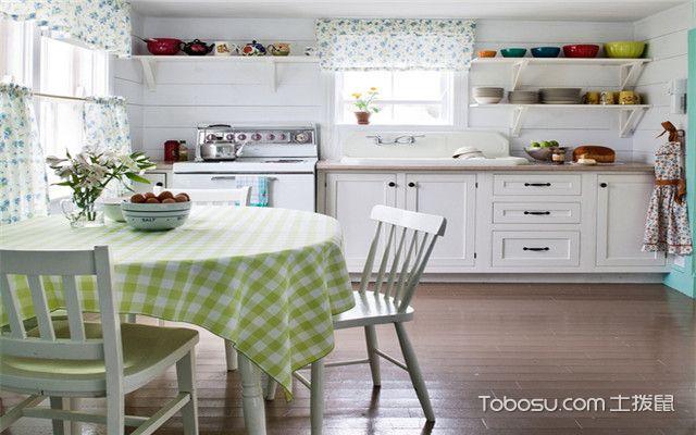 厨房装饰风水知识