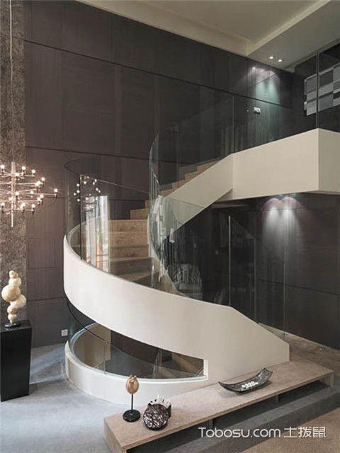 楼中楼楼梯设计效果图
