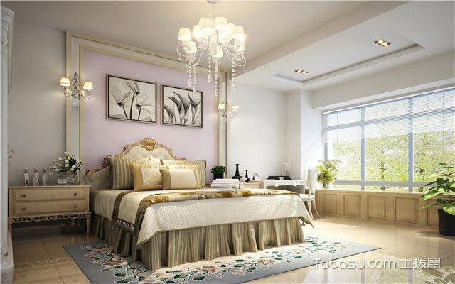 2017最新卧室墙面装饰