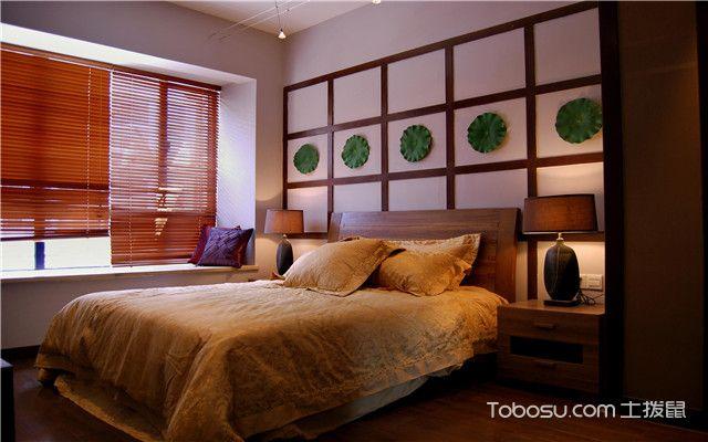 最新卧室墙面装饰