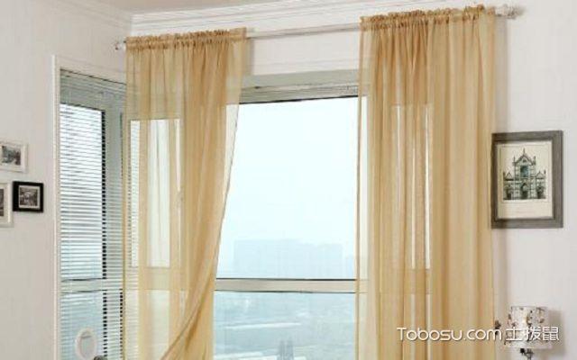罗马杆窗帘怎么安装打孔