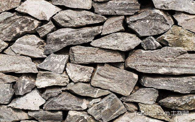 建筑石材种类粗毛石