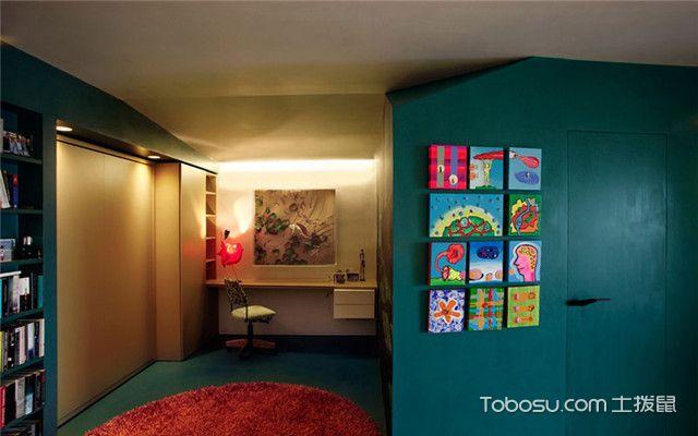 温州65平米房书房装修预算