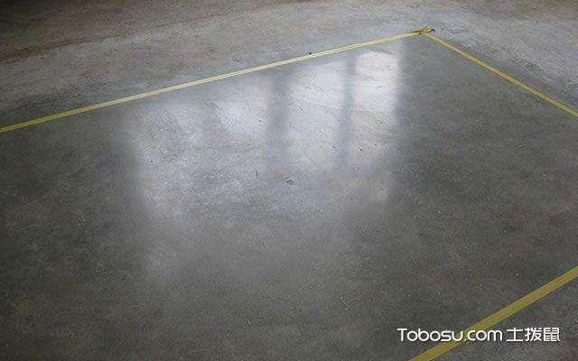 水泥地面快速简单装修,方法