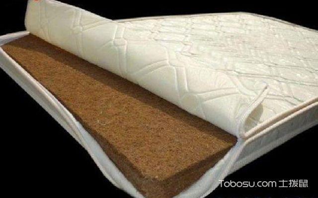 半棕床垫绿色