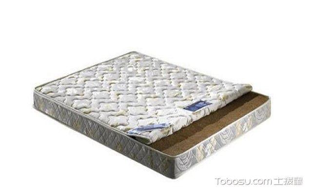 半棕床垫自然