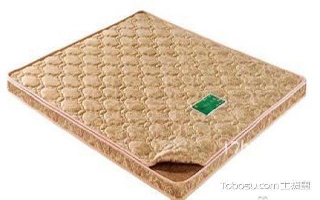 半棕床垫特点