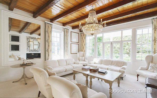 客厅吊灯尺寸选择30平