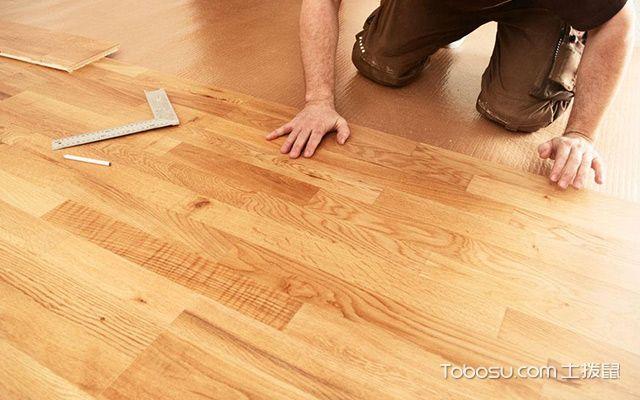 强化复合地板怎么铺图三