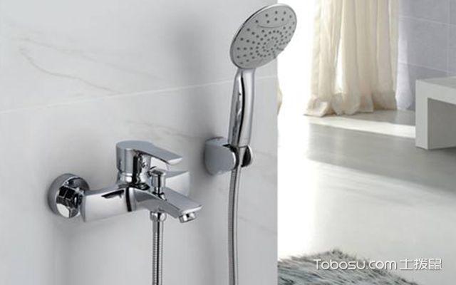 花洒淋浴喷头怎么安装图4