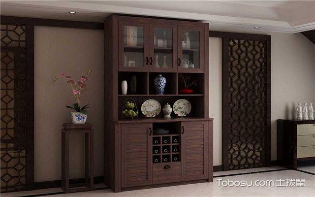 中式风格餐边柜搭配