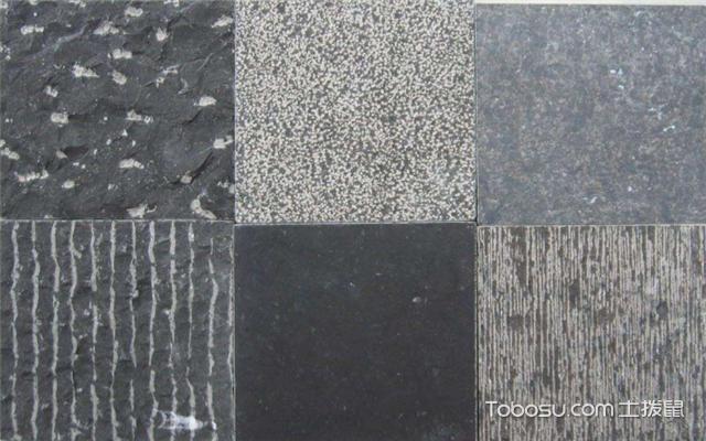 什么是黑色石材