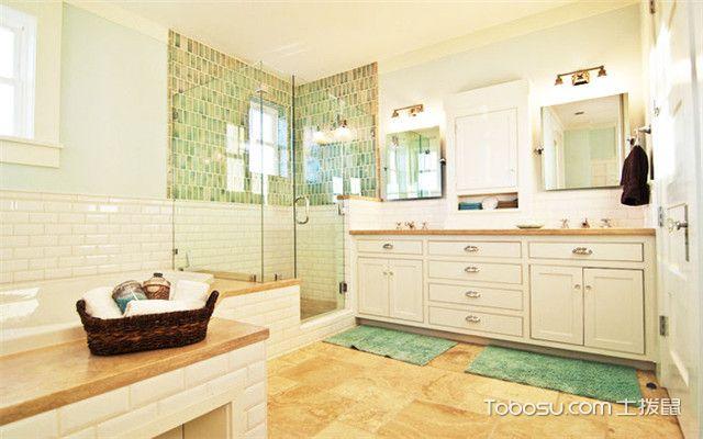整体浴室装修与设计