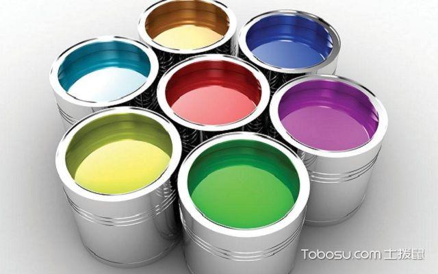 防锈漆颜色透明