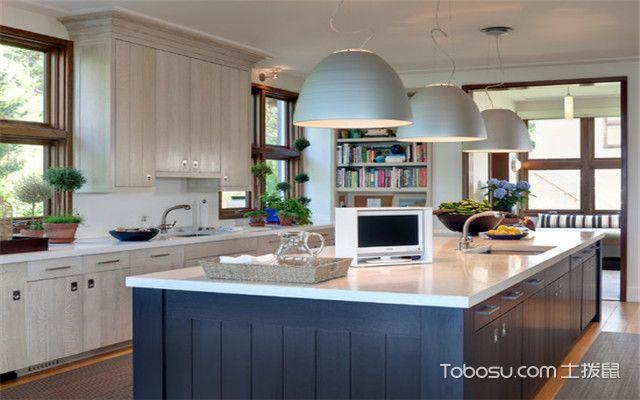 厨房岛台作用