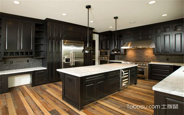 厨房岛台作用是什么