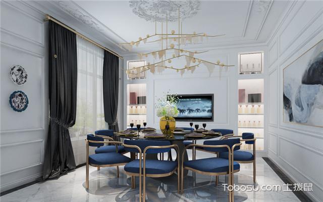 法式风格餐厅