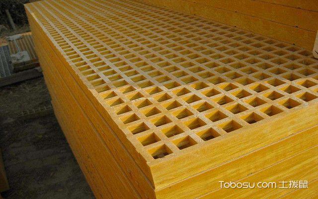 玻璃钢隔栅板