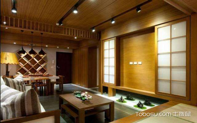 日式装修,装饰要素