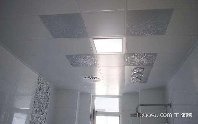 铝扣板吊顶灯具安装图1