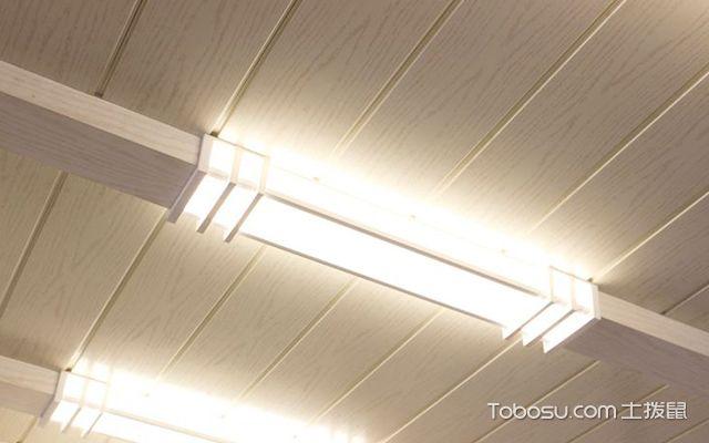 铝扣板吊顶灯具安装图4