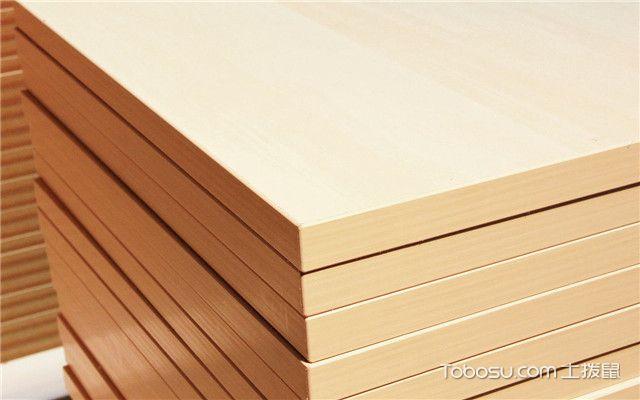 中纤板和密度板