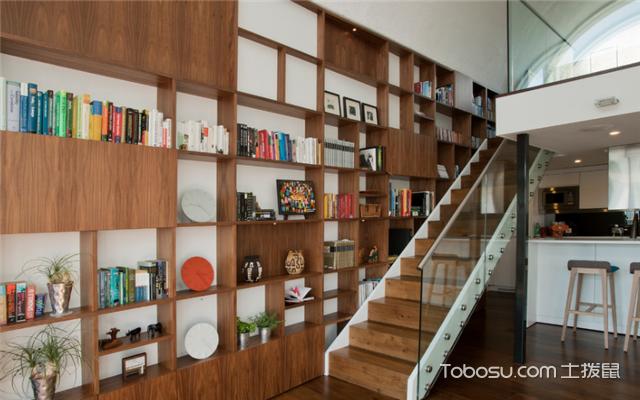 书柜书架设计图片
