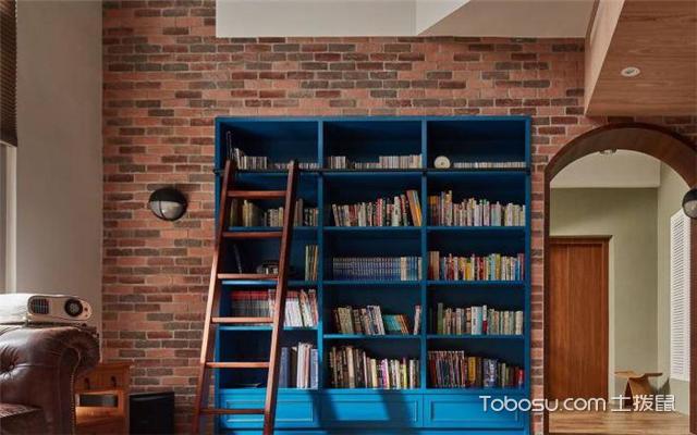 书柜书架设计案例
