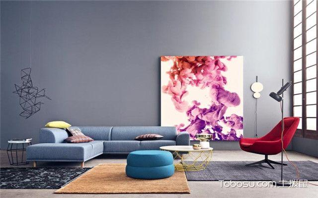 客厅壁画挂什么好