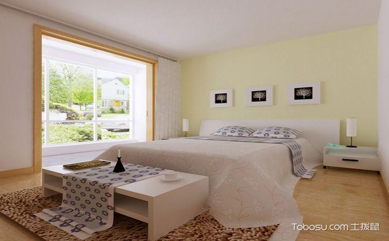 简约风80平米两室两厅装修效果图,感受简与繁