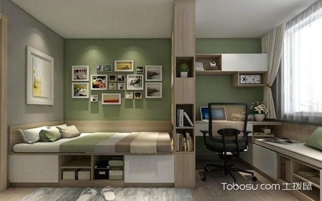 10平米小房间装修案例